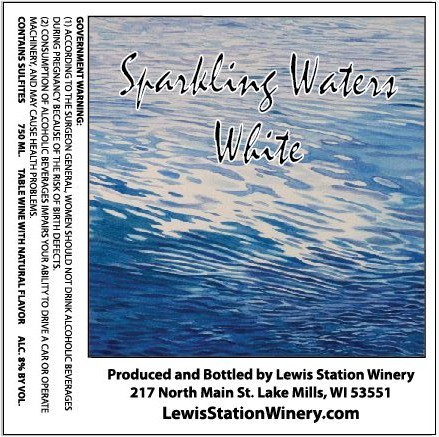 Product Image for Sparkling Waters White