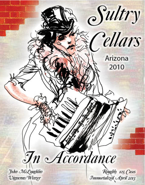 Sultry Cellars: In Accordance