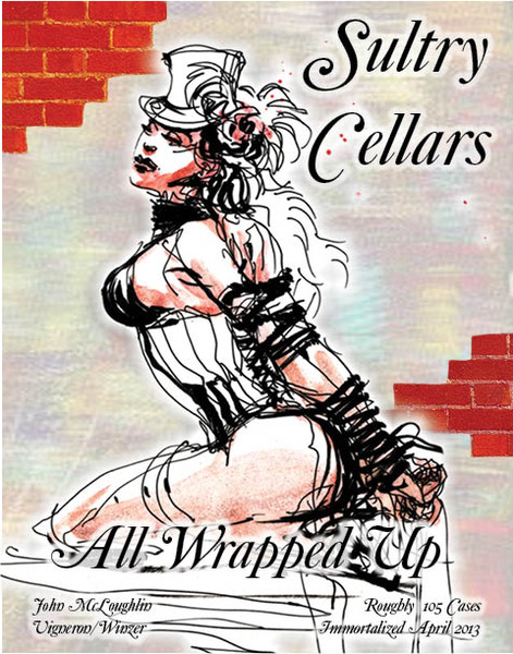 Sultry Cellars: All Wrapped Up