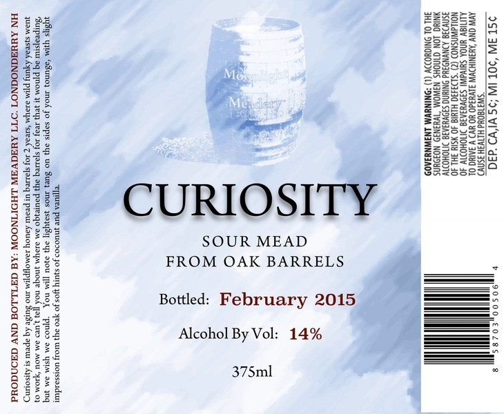 Product Image for Curiosity