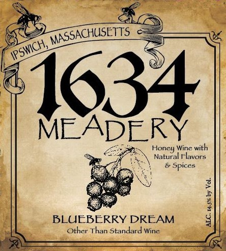 Product Image for 2018 Blueberry Dreams Mead