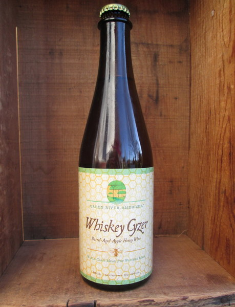 2015 Whiskey Cyzer