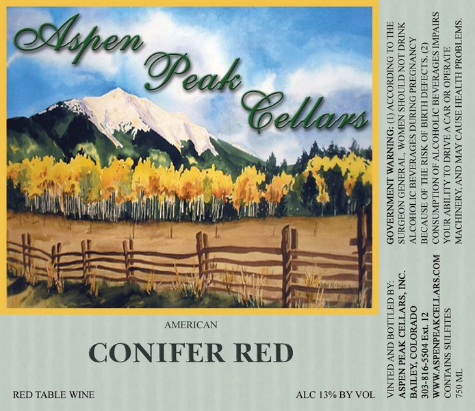 2018 Conifer Red