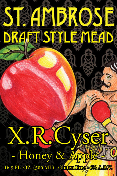 Product Image for X.R. Cyser Draft Mead