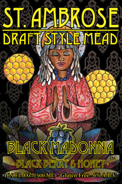 Product Image for Black Madonna Draft Mead
