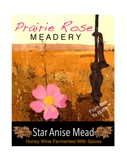 Product Image for 2015 Star Anise Mead