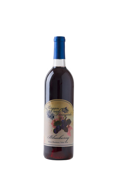 2019 Sweet Blueberry Fruit Wine