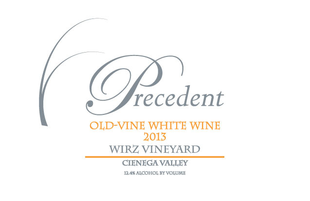 2014 Old-Vine White, Wirz Vineyard