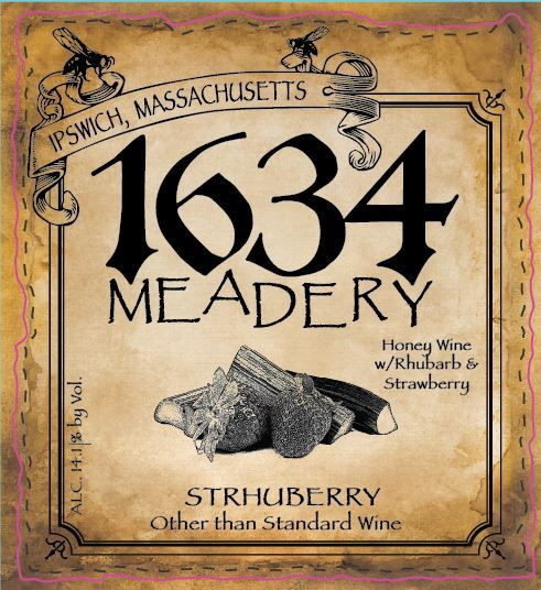 Product Image for 2019 Strhuberry Mead