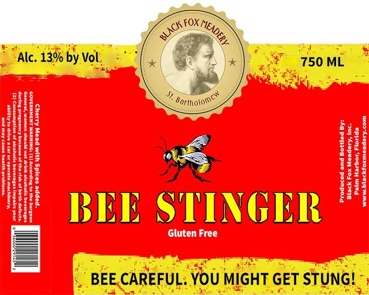 2014 Bee Stinger