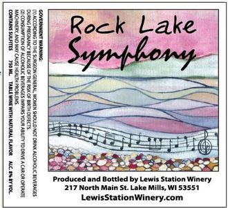 NV Rock Lake Symphony