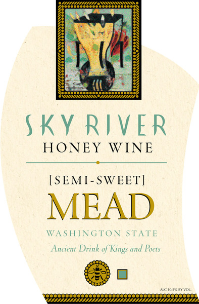 Sky River Semi Sweet Mead