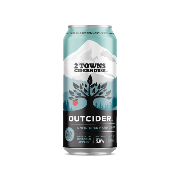 Product Image for OutCider 16oz Single Can