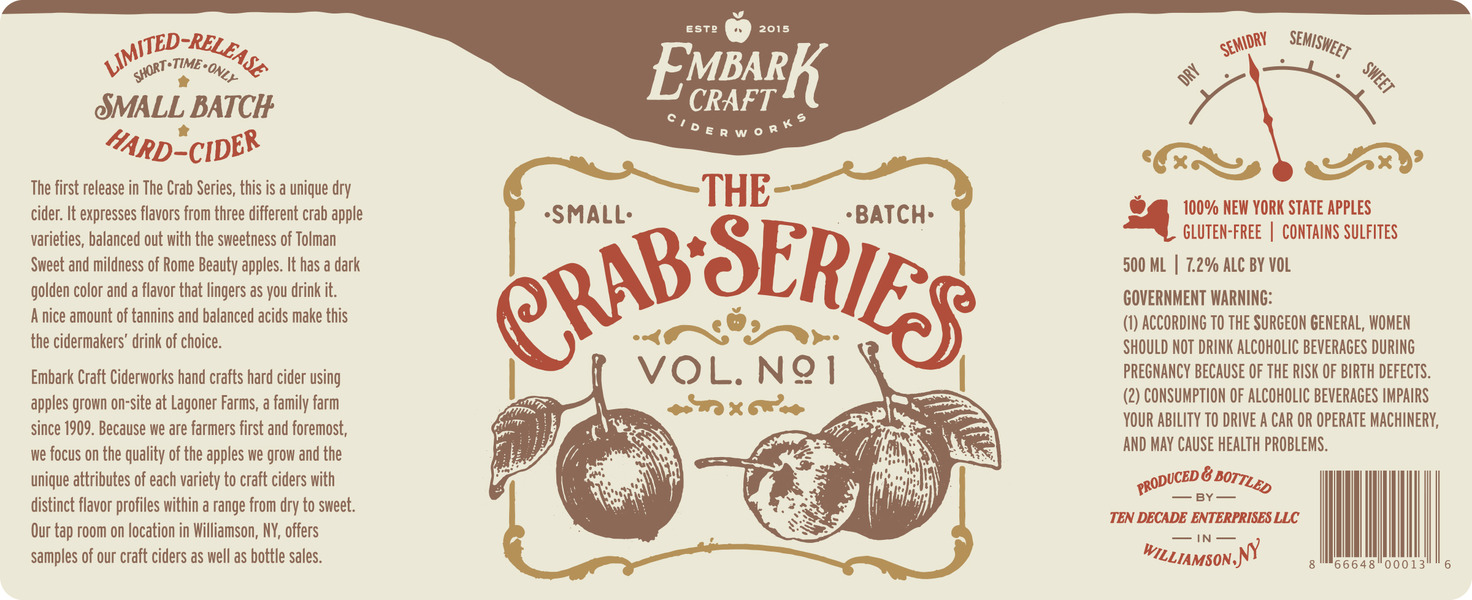 Product Image for 2017 Crab Series