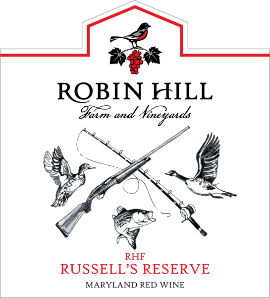 2018 RHF Russell's Reserve