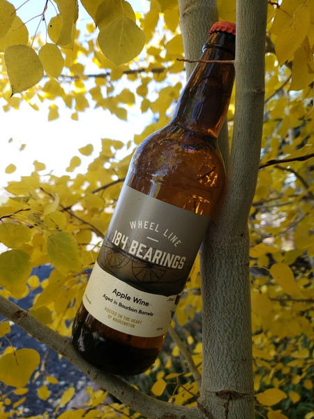 Product Image for 184 Bearings (Bourbon Barrel Aged Cider)