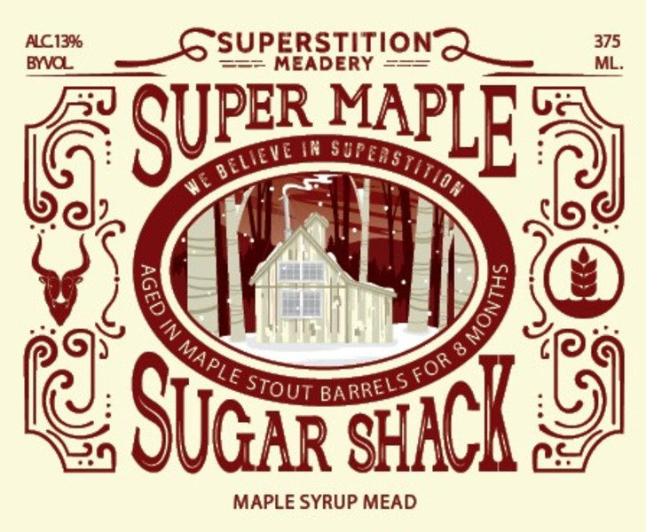 Product Image for 2019 Super Maple Sugar Shack