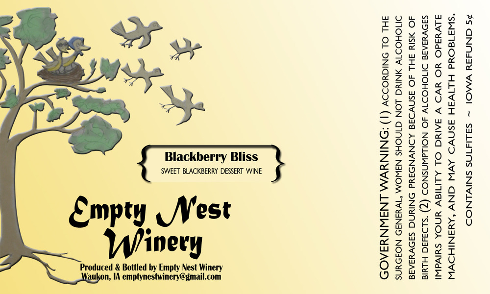 2017 Blackberry Bliss Port