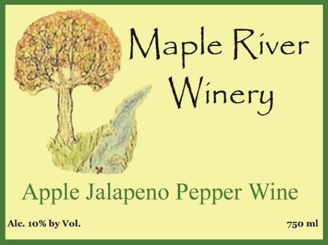 Product Image for Apple Jalapeno Pepper Wine