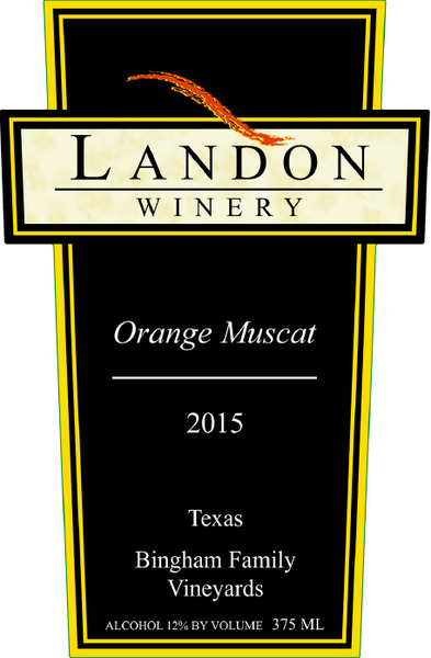 Product Image for 2017 Orange Muscat