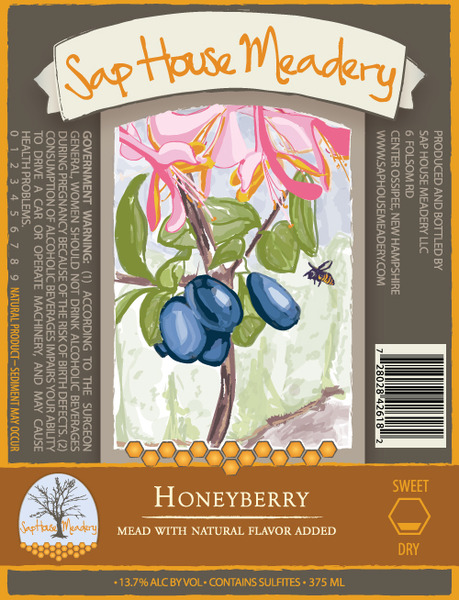 Product Image for Honeyberry