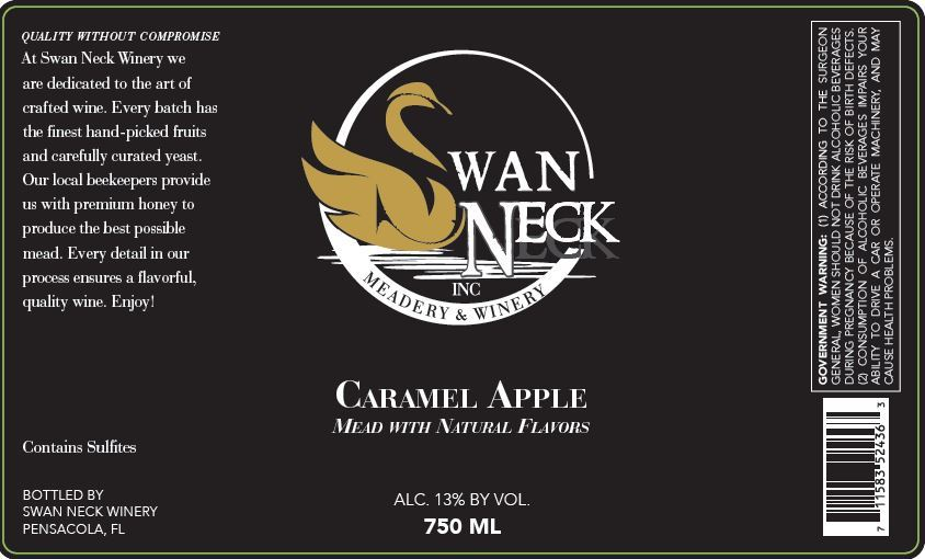 Product Image for 2017 Caramel Apple Mead