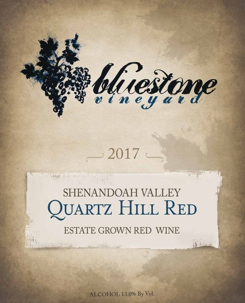 2017 Quartz Hill Red