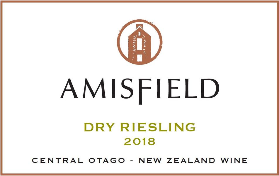 2018 Amisfield Dry Riesling