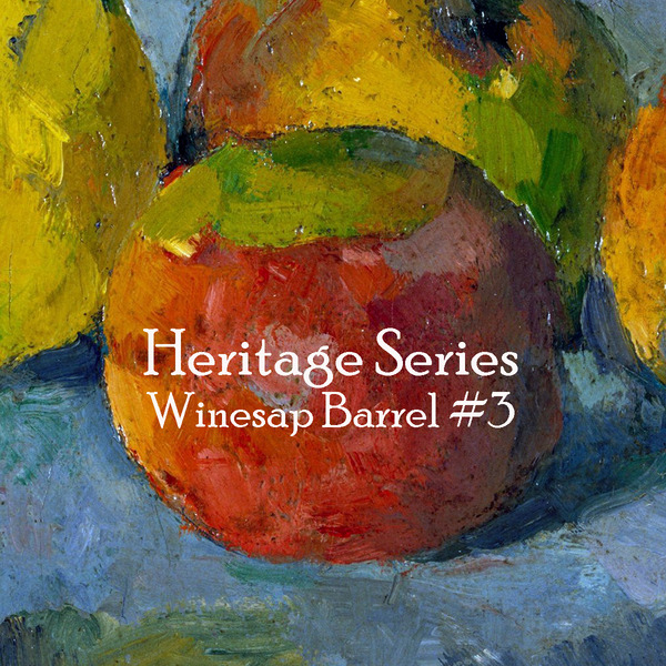 Product Image for 2018 Winesap Barrel #3 Heritage Series
