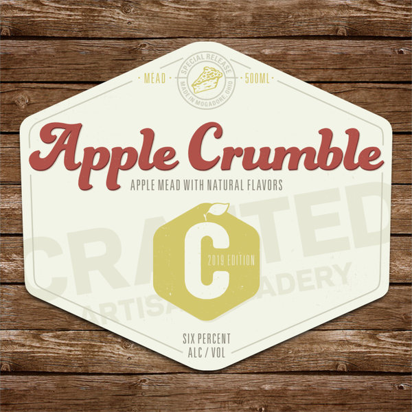 Product Image for 2019 Apple Crumble