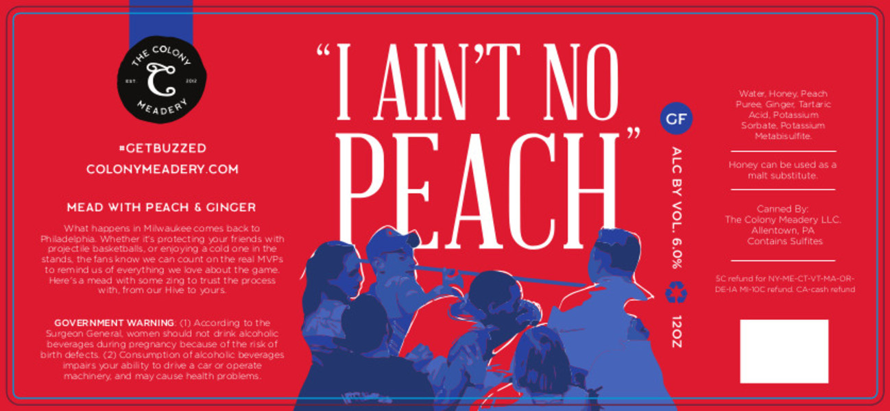 Product Image for I Ain't No Peach