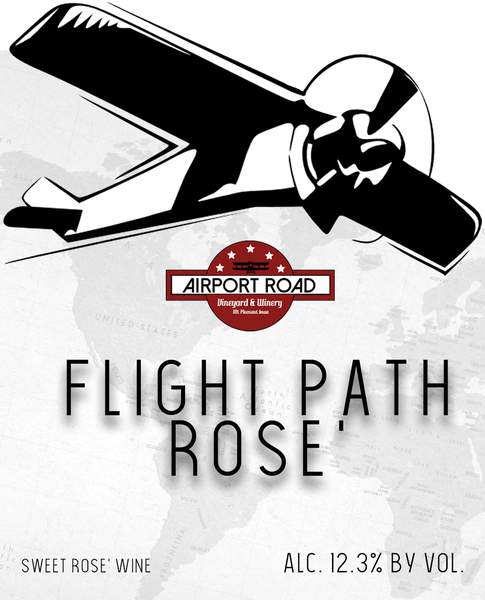2018 Flight Path Rose