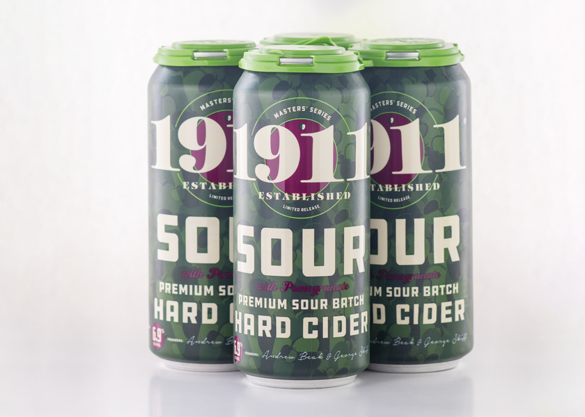 Product Image for 2020 Sour Pomegranate Hard Cider - 12 x16oz Cans