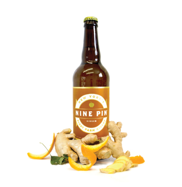 Ginger Bottle (FREE shipping on orders 6+ any bottles)