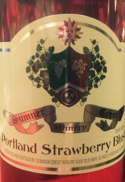 2017 Portland Strawberry Blush