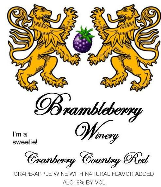 2019 Cranberry Country Red
