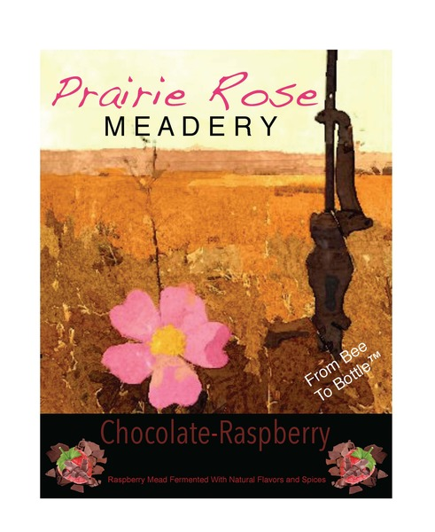 2016 Chocolate Raspberry
