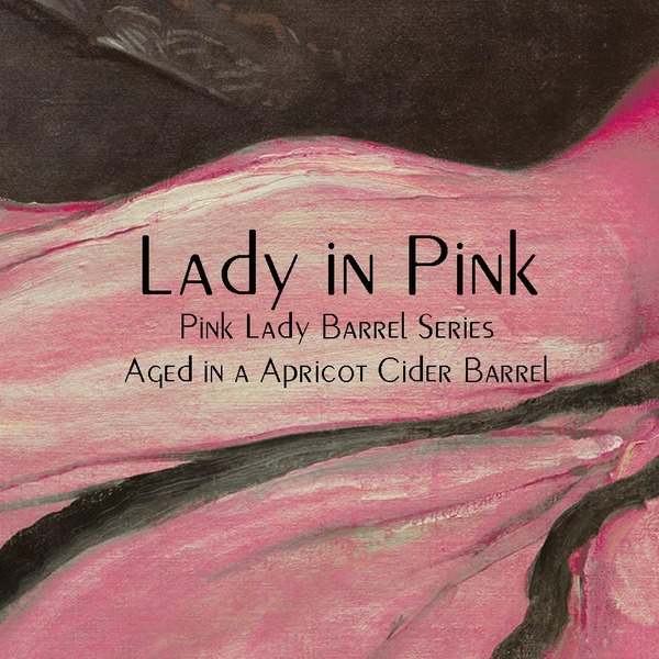 2019 Lady in Pink Apricot Whiskey Barrel