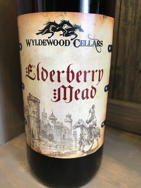Product Image for 2019 Elderberry Mead