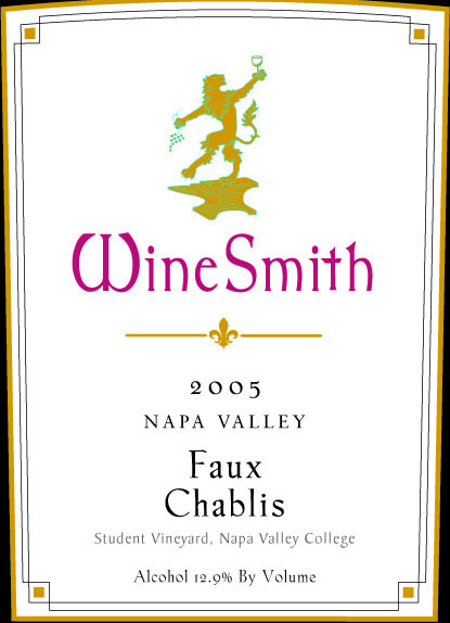 Product Image for 2005 Faux Chablis (Student Vineyard)