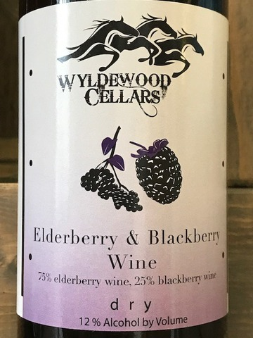 Product Image for 2019 Elderberry & Blackberry Dry