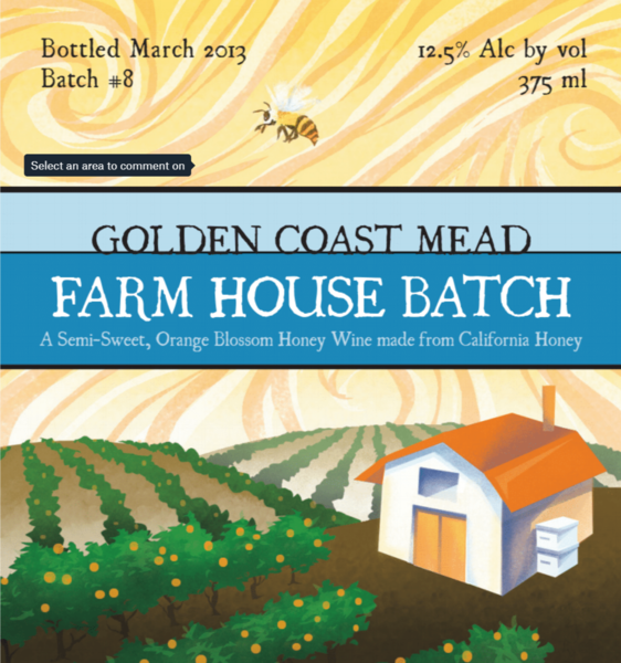 2013 Farm House Batch  (Private Reserve)