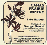 Product Image for 2006 Late Harvest Orange Muscat