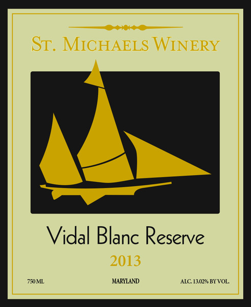 Product Image for 2019 Vidal Blanc Reserve