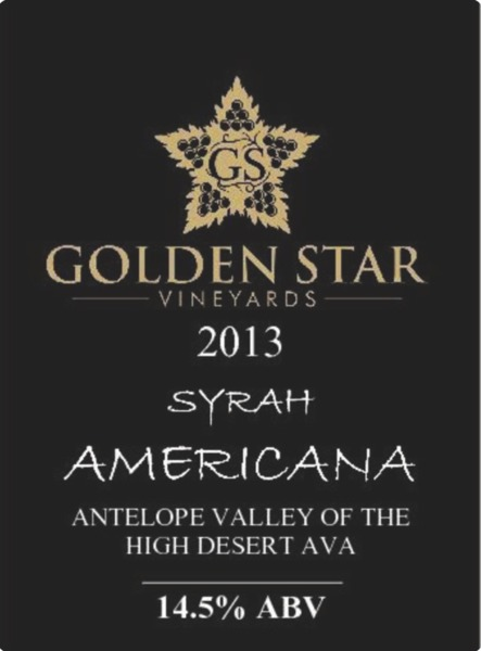Product Image for 2013 Syrah Americana
