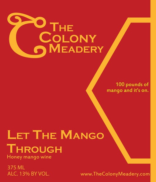 Product Image for Let the Mango Through
