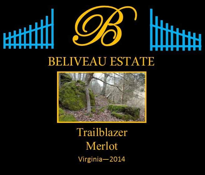 "2015 ""Trailblazer"" Merlot"