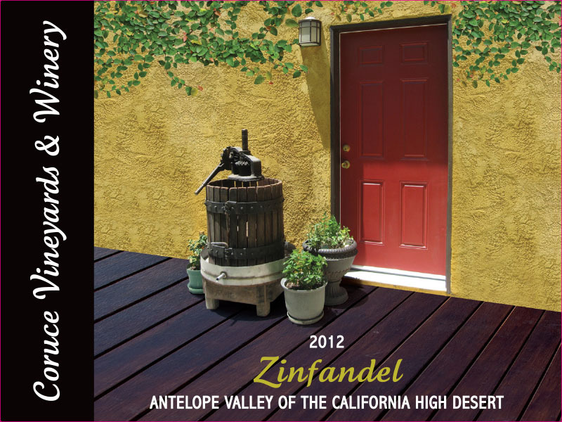 Product Image for 2012 Zinfandel