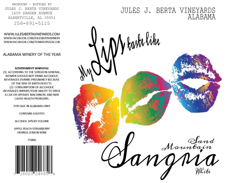 Product Image for White Sangria