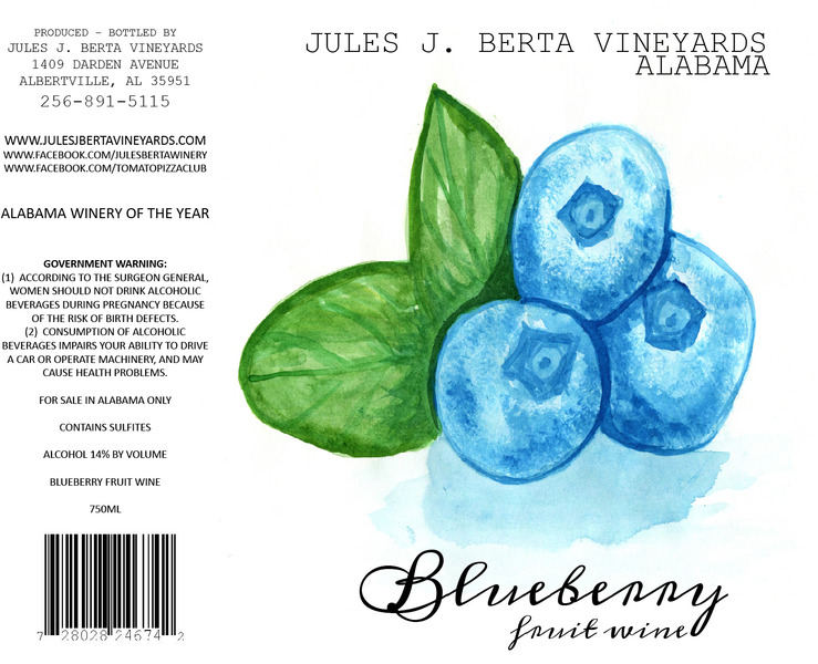 Product Image for Blueberry